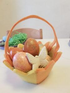 gefärbte Ostereier